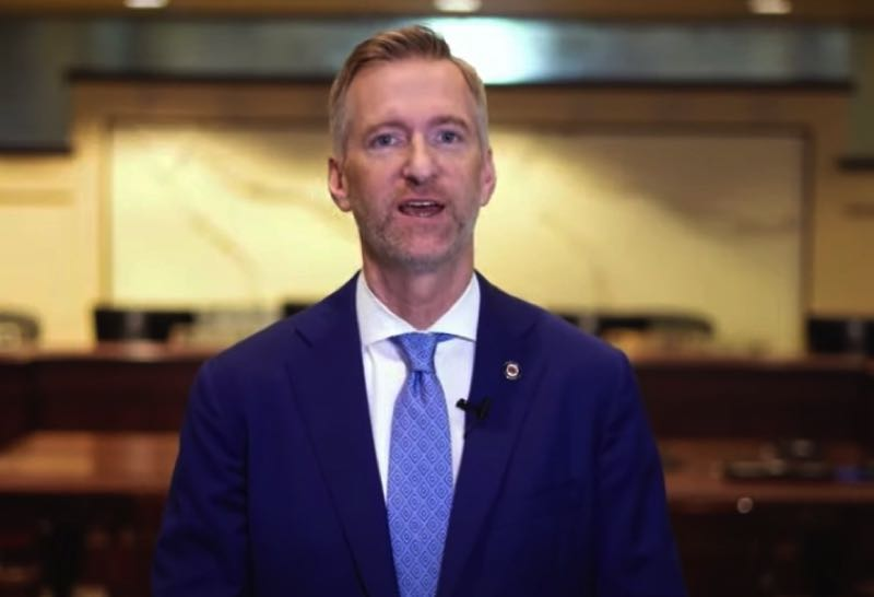 CITY CLUB OF PORTLAND - Mayor Ted Wheeler on March 12 predicted a year of recovery after a 2020 dominated by pandemic and social tumult.