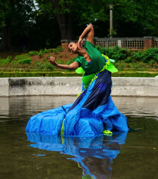"""COURTESY PHOTO: CRISTAL TAPPAN - Himerria Wortham will be a featured dancer in Heidi Duckler Dance's """"Perennial"""" on Oct. 2 at Peninsula Park."""