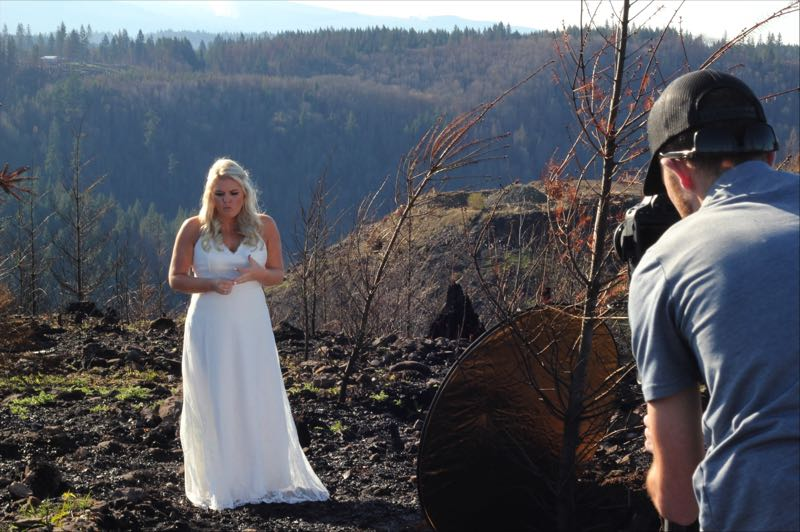 COURTESY PHOTO: JESSIE LEIGH - Musician Jessie Leigh has released a new song and video honoring local residents who fought wildfires.