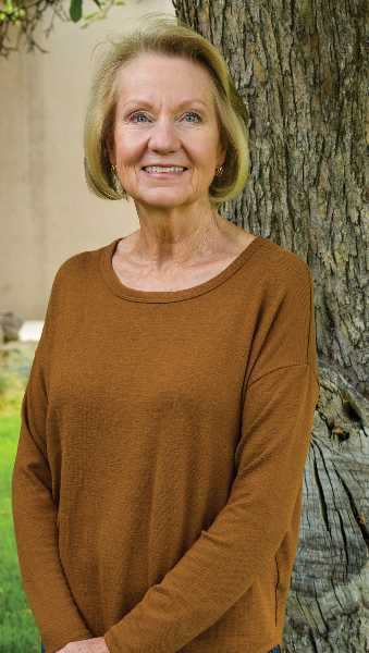 RAMONA MCCALLISTER - Darleen Rodgers was recently hired by United Way of Central Oregon as Ambassador for Crook County.