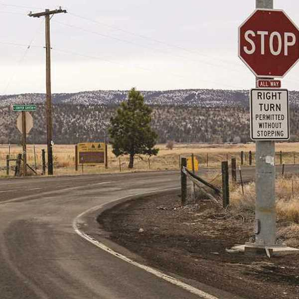 CENTRAL OREGONIAN - Survey helps direct the Juniper Canyon access effort.