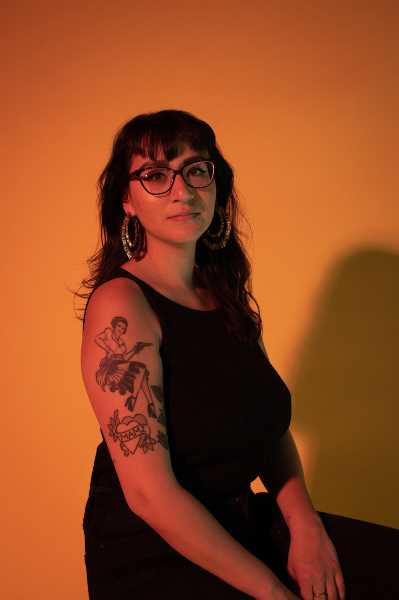 COURTESY PHOTO: EMILLY PRADO  - Emilly Prado will read from her new book 'Funeral for Flaca' at Mt. Hood Community College on Oct. 5.