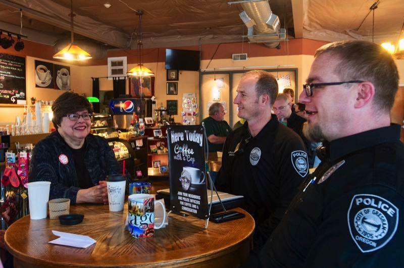 PMG FILE PHOTO - The Gresham Police Department wants to get back to connecting with the community by building trust and accountability.