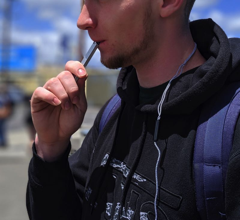 PMG FILE PHOTO - The Washington County Board of Commissioners is considering prohibiting the sale of flavored tobacco and vaping products at retail locations that serve people under 21.