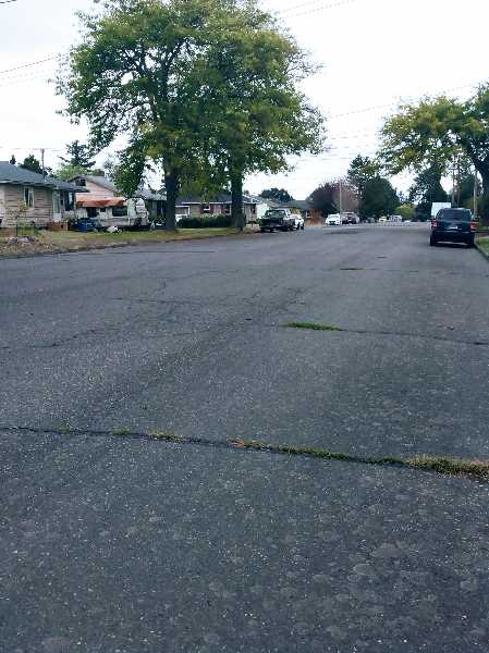 COURTESY PHOTO: CITY OF ST. HELENS - Waterline improvements are planned for S. 22nd Street and Tualatin Street.