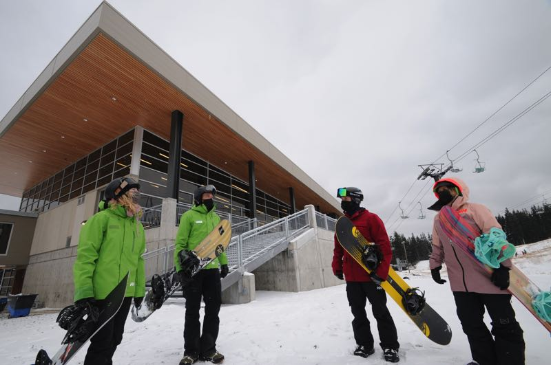 COURTESY PHOTO: MT. HOOD MEADOWS  - Meadows plans to open the slopes around Thanksgiving.