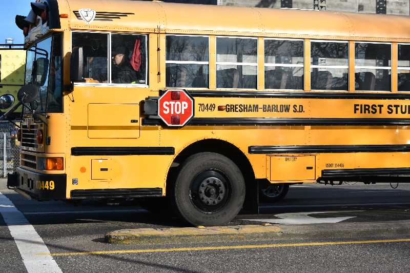 PMG FILE PHOTO - Centennial and Gresham-Barlow were awarded the grant because they showed a commitment to meet the needs of underserved communities and use the buses to inform students around topics of climate science.
