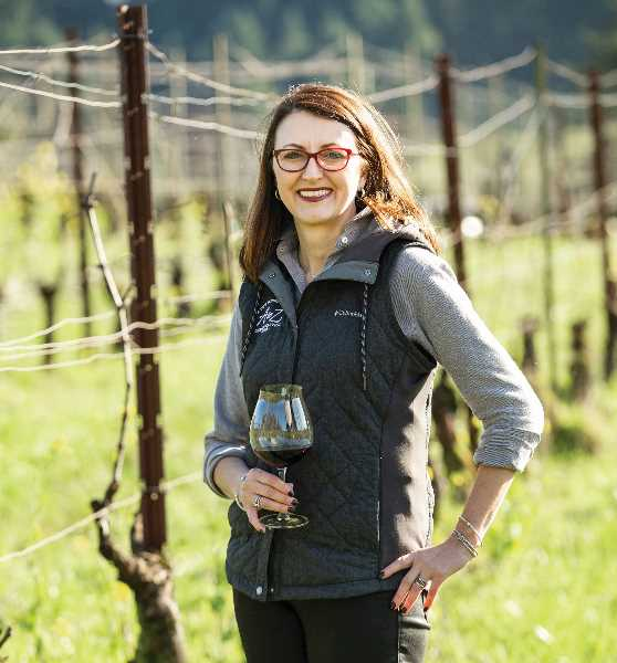 COURTESY: A TO Z WINEWORKS - President and CEO Amy Prosenjak expressed pride in A to Z joining a climate initiative.