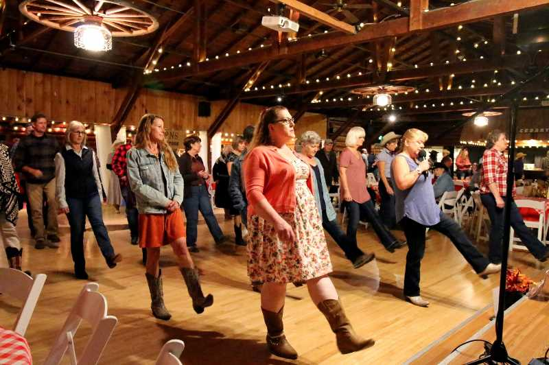 COURTESY PHOTO: MY FATHERS HOUSE  - After a year long hiatus, My Fathers Houses Harvest Hoedown fundraiser returns on Oct. 15.