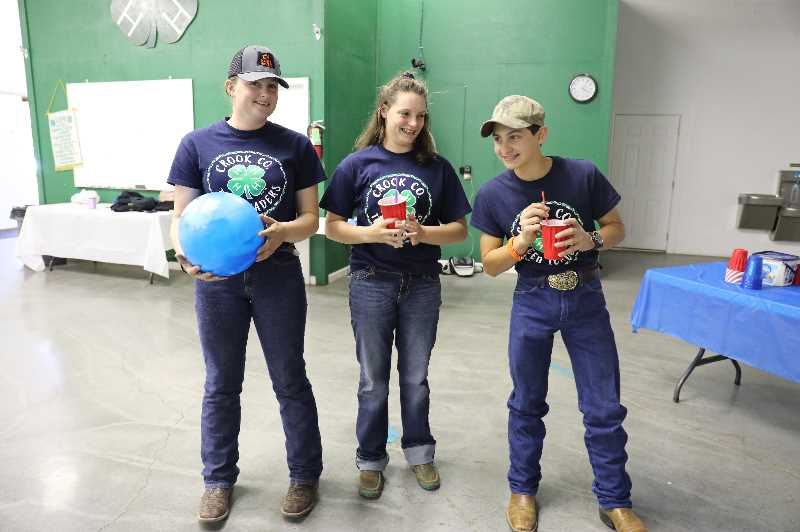PHOTO SUBMITTED BY CROOK COUNTY 4-H  - Multiple local events are planned to celebrate National 4-H Week in Crook County.
