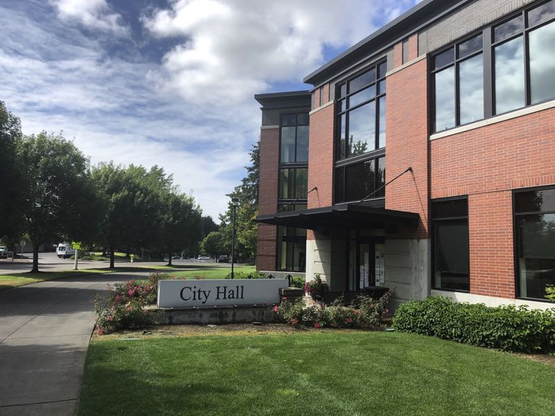 PMG FILE PHOTO - Wilsonville City Council met Monday, Oct. 4 to discuss topics such as how to allocate $5.4 million in federal funding and plans for Town Center redevelopment and middle housing.