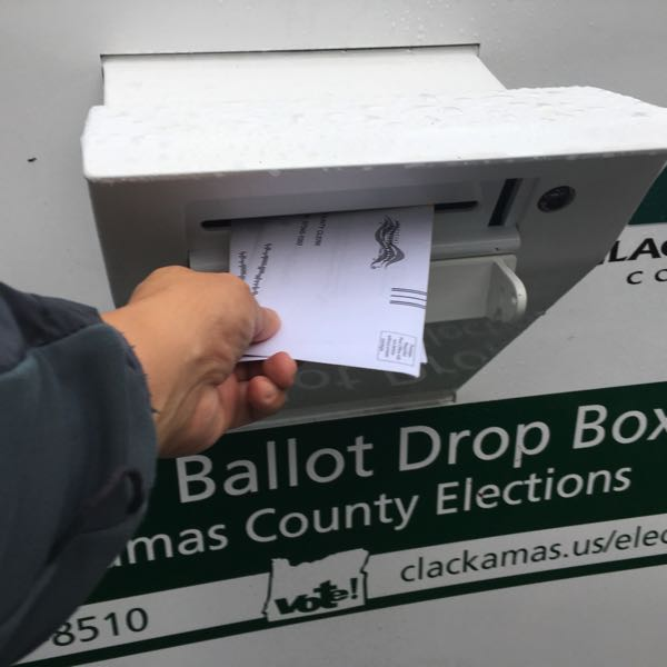 PMG FILE PHOTO - Voters in the city of Estacada will consider two ballot measures in the Tuesday, Nov. 2, special election.