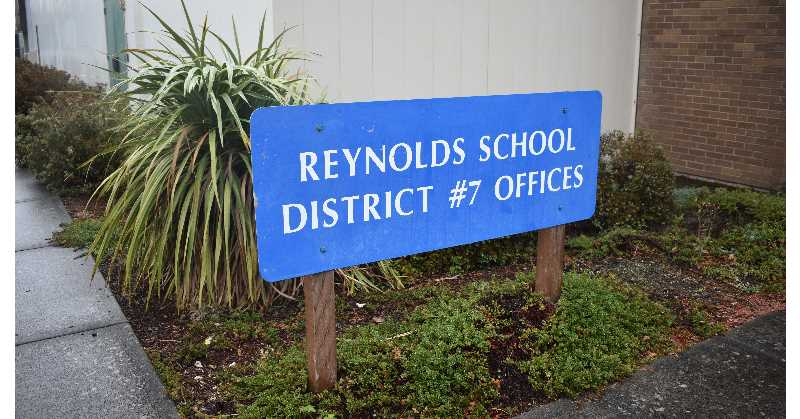 PMG PHOTO: ANGEL ROSAS  - Reynolds School District joins a network of 125 districts from across 34 states.