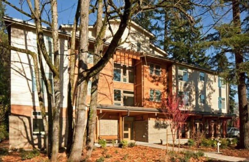 COURTESY - Oakridge Park is one of two income-restricted housing projects in Lake Oswego, both of which are for seniors.