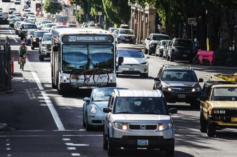 PMG FILE PHOTO - The City Council will consider two plans to reduce congestion and more on Wednesday, Oct. 13.