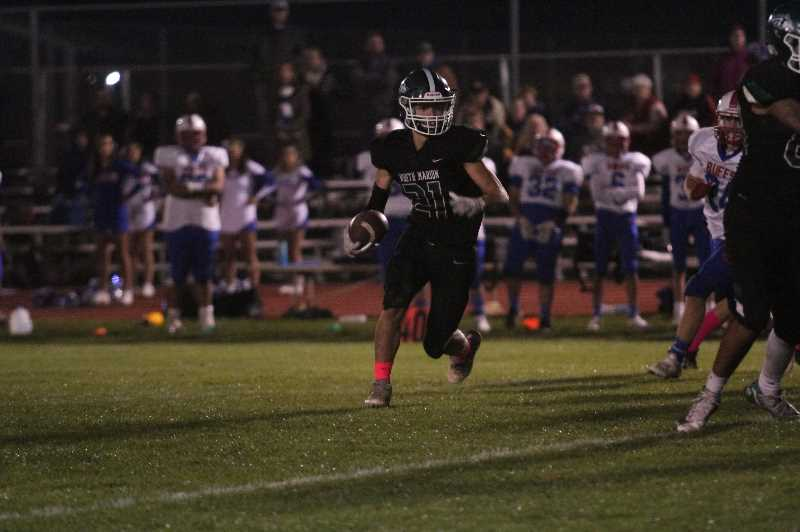 Madras routs North Marion 36-0