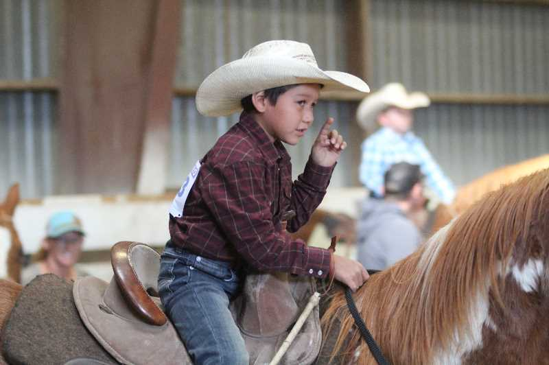 Boots Raccoon wins All-Around Saddle at 2021 Cowdeo
