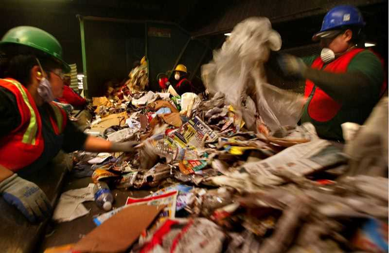 Beaverton ponders what to do with hard-to-recycle materials