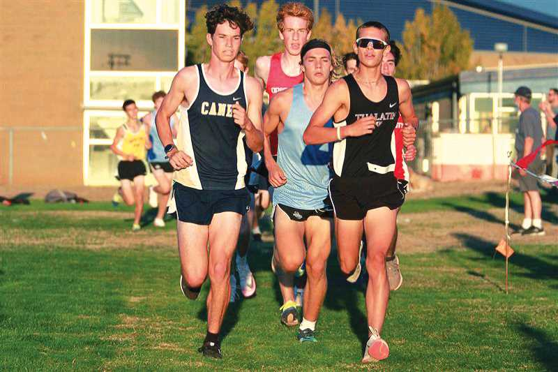 Cross country teams gearing up for districts