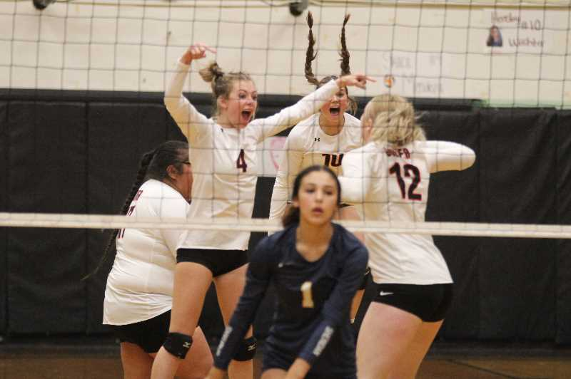 Culver volleyball headed back to state playoffs
