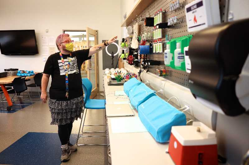 Ready to create? Tualatin Library opens new makerspace