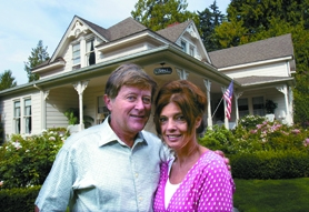 by: Jonathan House, LABOR OF LOVE – When Dan and Jacque Quello purchased their house in 1990, it was in a state of disrepair. Fifteen years later, most of the work is behind the couple.