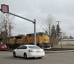 Trains too loud in Woodburn, residents say