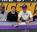 Putnam's Ruffo signs letter of intent to play baseball for…