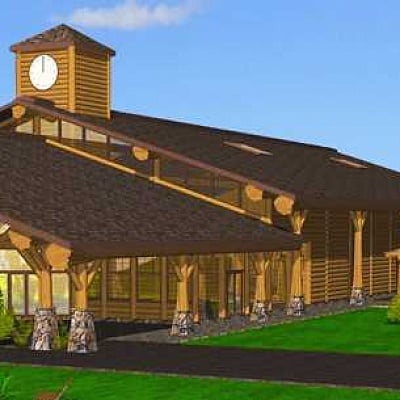 Oregon City eyed as location for world's largest log church