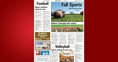 (Image is Clickable Link) by: PAMPLIN MEDIA GROUP - Fall Sports Preview 2013