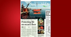 (Image is Clickable Link) by: PAMPLIN MEDIA GROUP - Sustainable Life October