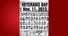 (Image is Clickable Link) by: PAMPLIN MEDIA GROUP - Veterans Day Molalla Pioneer 2013