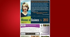 (Image is Clickable Link) by: PAMPLIN MEDIA GROUP - Women in Business HT 2013