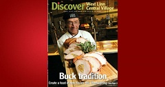 (Image is Clickable Link) by: PAMPLIN MEDIA GROUP - Discover West Linn Central Village - November Issue