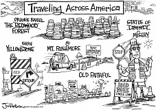 by: CENTRAL OREGONIAN - Joe Heller