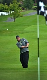 by: VERN UYETAKE - West Linn's CJ Sitton battled knee injuries that hindered his basketball career but he found his sport in golf.