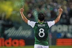 by: COURTESY OF DAVID BLAIR - Diego Valeri of the Portland Timbers will be on the MLS roster for the Aug. 6 All-Star Game against Bayern Munich at Providence Park.