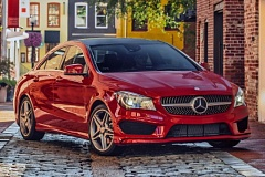 Photo Credit: DAIMLER MOTORS - The 2014 Mercedes CLA250 is a luxury compact that delivers.