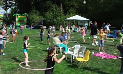 Photo Credit: CONTRIBUTED PHOTO - Hoola-hooping abound at Fairview on the Green, coming up Saturday, Aug. 16 at Fairview Community Park.
