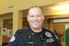 Lt. Doug Treat