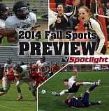 Look for the 2014 edition of the Fall Sports Preview in the Aug. 29 issue of the Spotlight, as well as on news stands throughout south county and at St. Helens High School for the football jamboree with Scappoose and RA Long on Friday evening at 6 p.m.