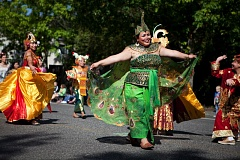 Photo Credit: TIMES FILE PHOTO: ADAM WICKHAM - Representatives from the Indonesian Community of Oregon will return to the 57th annual Beaverton Celebration Parade on Saturday.