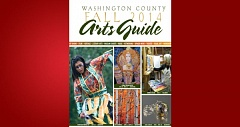 (Image is Clickable Link) Washington County Fall Arts Guide 2014