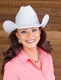 Photo Credit: SUBMITTED - Julie Drescher of St. Paul has been named Miss Rodeo Oregon for 2015.