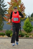 Photo Credit: JOHN HOWARD - 'Ultra' Al Miller takes a light jog through Scappoose. Miller will embark on his 35th consecutive Portland Marathon on Oct. 5.