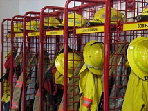 Photo Credit: CENTRAL OREGONIAN - Crook County firefighters are pitching in to help injured student Jack Fletcher.