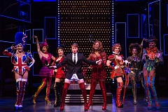 Photo Credit: COURTESY OF MATTHEW MURPHY - Kinky Boots kicks off the Broadway Across America series in Portland, Oct. 1-5. It tells the story of Charlie Price, who takes over his fathers struggling shoe factory, and finds inspiration from entertainer Lola.