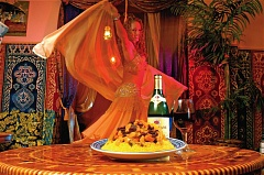 Photo Credit: COURTESY: MARRAKESH - Belly dancers routinely perform at Marrakesh.