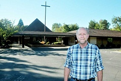 Photo Credit: SETH GORDON - Western pastor - Pastor Peter Blank came to Newberg in 1994 after serving as an interim pastor in Lemoore, Calif., and as pastor of two churches in Nevada