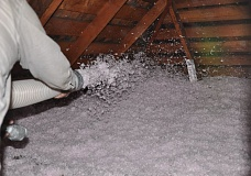 Photo Credit: CONTRIBUTED: COMMUNITY ENERGY PROJECT - A new workshop Saturday, Nov. 15, will teach homeowners how to blow in their own attic insulation.